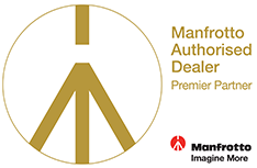 Manfrotto Authorised Dealer Premium Partner
